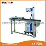 생산 라인 Laser 표하기 기계 또는 생산 날짜 Laser 표하기 기계