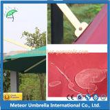 Parapluie extérieur de colonne de plage latérale de place