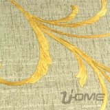Papel de parede do PVC de Uhome Plain ou de Wall Home para Kitchen Decoration