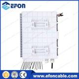Rectángulo de distribución de fibra óptica del teléfono del cable del OEM de FTTH (FDB-016G)