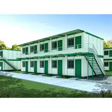Camera militare modulare acquistabile del contenitore dell'accampamento di basso costo