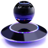 LED multicolor 360 grados y Bluetooth Levitating portable deNegro