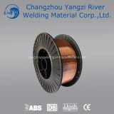 En G3si1 D270のプラスチックスプール0.8mmの15kg溶接ワイヤ