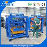 Machine de fabrication de briques Eco/bloc creux concret faisant le prix de machine