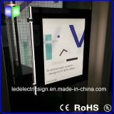 LED Panel für Real Estate Window Ceiling Crystal LED Light Box
