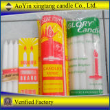 [أوين] [14غ] أبيض شمعة بيع بالجملة [أونسنتد] شمعة شمعة رخيصة