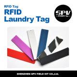 Straniero impermeabile H3 ISO18000-6c del silicone di frequenza ultraelevata della modifica della lavanderia di RFID