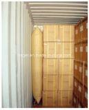 空気によって荷敷きの空気クラフトの満たされる膨脹可能な紙袋