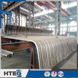 La première chaudière de vente de la Chine partie le mur de l'eau de membrane