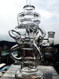 Waterpijpen van het Glas van het Ontwerp van Hbking K58 de Nieuwe, het Roken van de Tabak Pijpen, Rokende Waterpijpen voor In het groot Fabriek