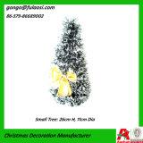 De metaal Boom van de Slinger voor Kerstmis