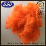 Hohe Hartnäckigkeit heiß für Verkaufs-Polyester-Spinnfaser PSF (12dx65mm)