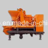 Concrete mobile Truck Mixer avec Pump