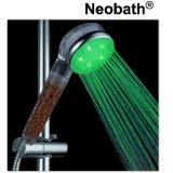 Testa di acquazzone cinese dell'ABS LED della stanza da bagno con il filtro