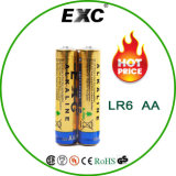 능률적인 에너지 직업 환경 1.5V 건전지 AA 건전지 Lr6