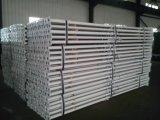 Регулируемые стальные упорки лесов для конструкции