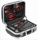 Conjunto de herramientas profesional de calidad de hogar, Alemania Juego de herramientas Kraftwelle, conjunto de herramientas en ABS
