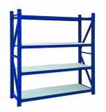 Light  Duty  Storage  Shelf  Stacking  Warehouse  Rack  システム
