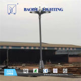 9m 65W LED Lithium Battery Solar Street Light