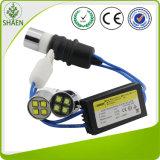 T10 20W Epistar 4SMD LED Automobil-Lampe