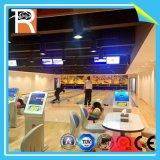 Tarjeta resistente ULTRAVIOLETA del bowling de HPL (HB-4)