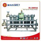 Populäre Dfl Serien-Mehrstufenpolierenöl-Reinigungsapparat China-, der für Erdölraffinerie verwendete