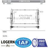 Radiateur en aluminium d'Assemblée automatique pour Chrysler 300m'98-04 chez Dpi : 2184
