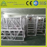 300mm*300mm silbriger Aluminiumschrauben-Dach-Schrauben-Stadiums-Binder