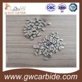Цементированный карбид увидел концы/вставку для вырезывания металла