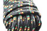 Feste Flechten-Polypropylen-Faser-packendes umsponnenes Seil
