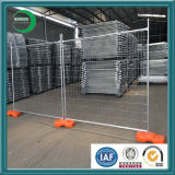 Pés provisórios da cerca da venda quente - pés concretos plásticos