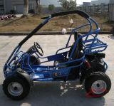 с Rental дороги 2seat 4stroke идет Kart с тормозной системой