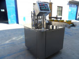 Macchina rotativa automatica di sigillamento del recipiente di plastica con Ce