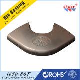 Os suportes Polished de alumínio do canto da prateleira do cromo para a mobília morrem as peças da carcaça