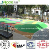 SBR Rubber Price pour Kid Outdoor Playground
