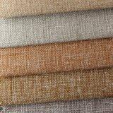 Tissu 100% de teinture de polyester pour le sofa