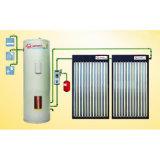 Надутый разделением механотронный солнечный подогреватель воды с солнечным Keymark