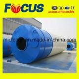 Q235鋼鉄50t 100t具体的な区分のプラントのための150tによってボルトで固定されるセメント・サイロ