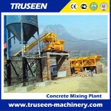 Planta concreta común del tratamiento por lotes de la mezcla seca de la maquinaria 30m3/H del edificio del proyecto