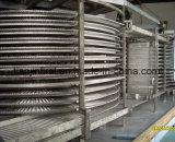 type industriel surgélateur de spirale de double de surgélateur
