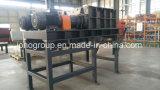 Déchiqueteuse quadruple-arbre (cisaillement) pour industrie du recyclage des métaux