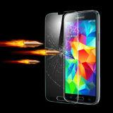 Erstklassiger ausgeglichenes Glas-Bildschirm-Schoner für Samsung-Galaxie S5/G9600/9006/9008/9009