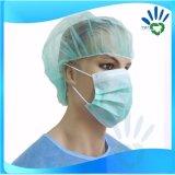 Tela no tejida 100% de los PP Spunbonded de la Virgen para médico y la higiene: Por ejemplo el pañal del bebé, casquillo quirúrgico, máscara, vestido