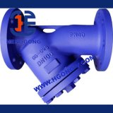 Typ Grobfilter des DIN/API/JIS Roheisen-/Form-Stahl-Flansch-Y