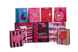 Love delicado Heart Wedding Bags con J Hook y The Hang Tag