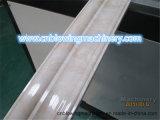 Cadena de producción de mármol decorativa del tablero de la pared del PVC