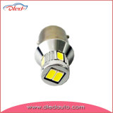 Automobile senza errori di T20 1156 5730SMD 5W che sostituisce l'indicatore luminoso del LED