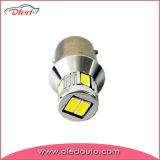 Coche sin error de T20 1156 5730SMD 5W que substituye la luz del LED