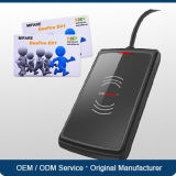 13.56MHz RFID Reader Writer Mifare、Desfire、ISO7816サムのMifare Plus ISO15693