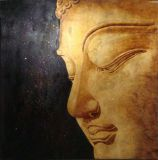 Óleo de Buda Pianting (32)